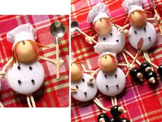 Cocineras.
