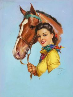 Illustration by Jules Erbit (1889-1968)