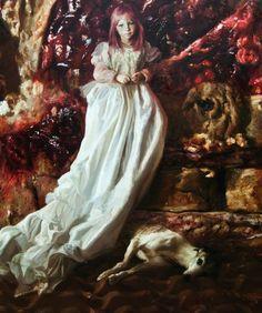Whippets y galgos en el arte: Guillermo Lorca García-Huidobro