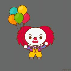 Pennywise the Clown. Beep Beep, Richie! | 100% Soft