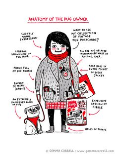 This is so me and my Pugs ! Love it!