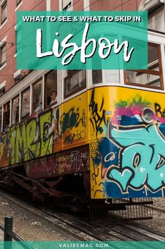 What to See – & What to Skip – in Lisbon Planning to visit Lisbon, Portugal? Here's what to see in Lisbon – and what to skip in Lisbon. You'll find Lisbon travel tips and advice on how to make the most of your first trip to Lisbon. Visit Portugal, Portugal Travel, Lisbon Portugal, Spain Travel, Travel Europe, Romantic Vacations, Romantic Travel, Weekender, Europe Destinations