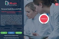 Search the #patient #history Read More: http://bit.ly/2oakrPX Medfile #Healthcare #PersonalHealthRecords #Medical #Hospital #EHR #PHR