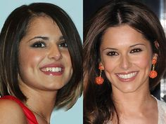 Celebrity Teeth Before and After Always interesting what you can find when you type in cosmetic dentist and other related terms