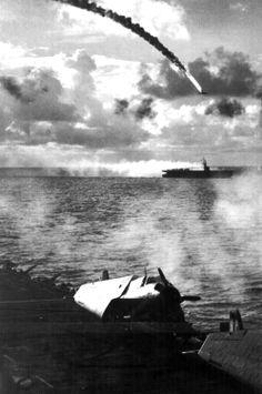 2ª  guerra - porta-aviões