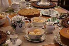 Resultado de imagem para casa de chá da tarde