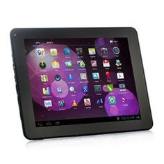 9.7 in Quad Core Android Tablet