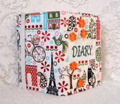 2014 Diary cover - Paris  £8.95