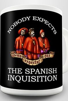 Fan page for everything relating to Monty Python, fun,chat, share