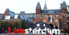 Visit The Rijksmuseum in Amsterdam | How to Spend 3 Days in Amsterdam