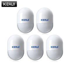 Security & Protection Qualified Kerui S71 Eu Us Uk Au Standard Power Socket Smart Switch Travel Plug Socket Work With Kerui Security Burglar Alarm System Wide Varieties