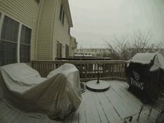 Timelapse Showing 24 Hours Of Snowfall In Virginia | Bored Panda - holy crap!!!!!!