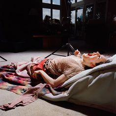 Denise_Prince_Captivating Photographs of Trauma Survivors Reenacting Scenes from a Missoni Catalogue