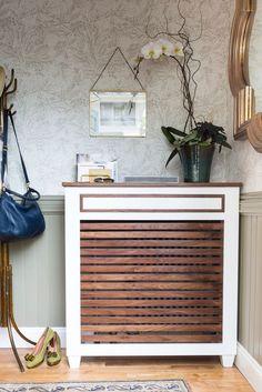 Radiator Cover Radiators Apartment Therapy Storage Ideas Home