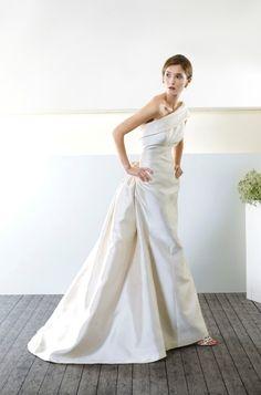 Cielo Blu 2013 - Axia One Shoulder Wedding Dress, Wedding Dresses, Pretty, Weddings, Fashion, Bride Dresses, Moda, Bridal Gowns, Fashion Styles