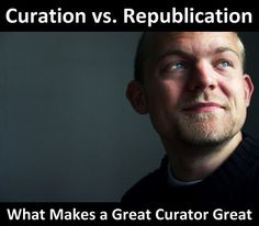what makes for great content curation