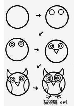 Easy Drawings For Beginners Step By Step Buscar Con