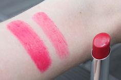 Maybelline Whisper lip butter in Who Wore It Red-der || Bright Spring