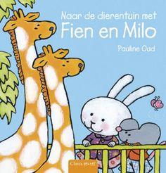 Naar de dierentuin met Fien en Milo
