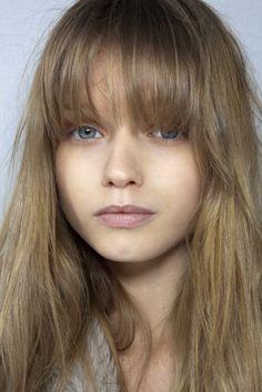 Abby Lee Kershaw, fringe bangs