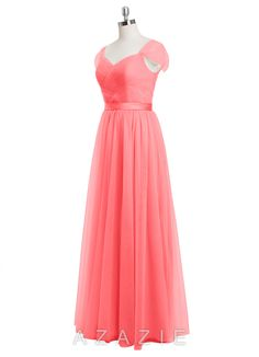 Shop Azazie Bridesmaid Dress - Maureen in Tulle. Find the perfect made-to-order bridesmaid dresses for your bridal party in your favorite color, style and fabric at Azazie.