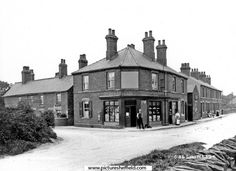 Shop at junction of Bradway Road and Twentywell Lane