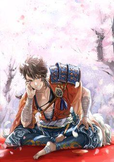 Touken Ranbu | Mutsunokami Yoshiyuki
