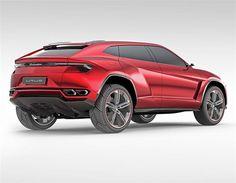 La historia de Lamborghini en imágenes (© MagicCarPics)URUS
