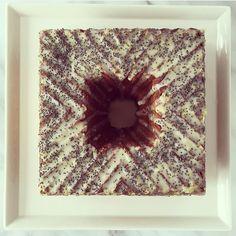 Nordic Ware в Instagram: «This. (Lemon poppyseed cake) By @treatssf . That is all. #bundtsquared #bundtstagram» Poppy Seed Cake, Nordic Ware, Lemon, Tapestry, Instagram Posts, Hanging Tapestry, Tapestries, Needlepoint, Wallpapers