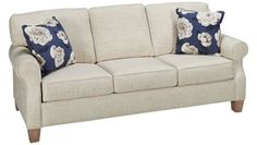 Rowe Kimball Kimball Sofa (also Available In Sunbrella)   Jordanu0027s Furniture