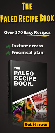 Start your Paleo Diet with easy and healthy meals from Paleo Recipe Book. Over 370 paleo recipes just about anything you'll ever need on a Paleo diet. Moroccan Fish Recipe, Diet Recipes, Healthy Recipes, Easy Recipes, Primal Recipes, Healthy Salads, Delicious Recipes, Healthy Food, Easy Meals