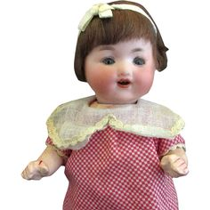 Armand Marseille #992 'Our Pet' Doll, early 20th C.