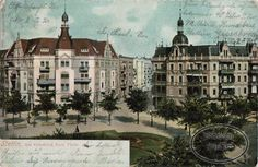 Old Postcards, Old Photos, Buildings, Posters, Mansions, Black And White, House Styles, City, Painting