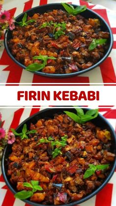 How to make oven kebab recipe? Here is the illustrated description of the Bakery Kebab Recipe in the Meat Recipes, Cooking Recipes, Easy Mac And Cheese, Mac Cheese, My Slimming World, Beef Bourguignon, Wie Macht Man, Turkish Recipes, Homemade Beauty Products