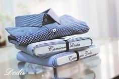 Matrimoni, battesimi, compleanni... si sta avvicinando la stagione delle cerimonie e la #camicia è un elemento fondamentale. Nel nostro nuovo Showroom potrai trovare quella perfetta per te.