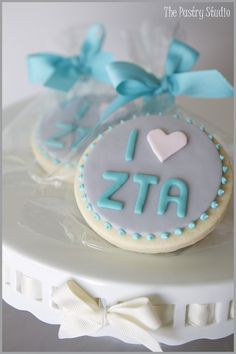 For all my Zeta sisters!