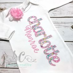 80 best newborn girl coming home outfits images on pinterest baby girl coming home outfit personalized baby gown baby girl bring home outfit newborn sleeper unique baby clothes monogrammed negle Gallery