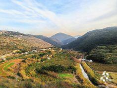 The road to #Shouf  الطريق الى #الشوف By F Dahouk  #WeAreLebanon #Lebanon