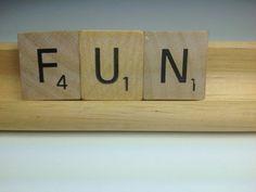 Inspirational Motivational FUN by FancyStitchings on Etsy, $6.00