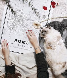 Map poster of Rome, Italy. Print size 50 x 70 cm. Custom black and white map posters online. Mapiful.com.