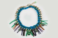 """Items similar to Necklace """"Pavo """" on Etsy Turquoise Necklace, Trending Outfits, Unique Jewelry, Handmade Gifts, Bliss, Sea, Etsy, Collection, Vintage"""