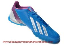 Blue white purple Adidas F10 TRX TF Sale
