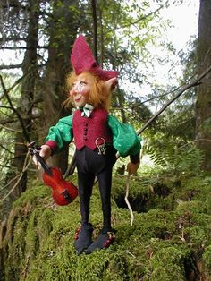 Leprechaun, (Fairy Folk Originals)