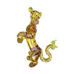 Swarovski Disney - Tigger ($224) ❤ liked on Polyvore featuring home, home decor und disney home decor