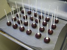 Cake Pops ; basic recipe product reviews general chat