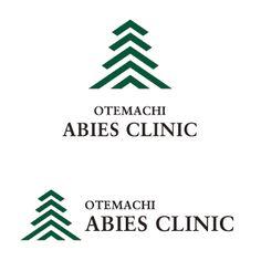 大手町アビエスクリニック-ABIES CLINIC-東京都中央区にあるクリニックのロゴマーク作成