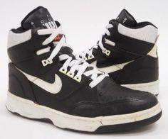 Nike Court Force High 1989 basketball