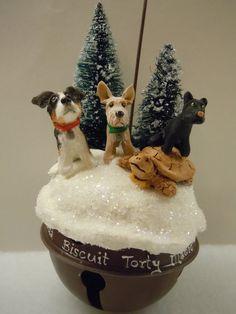 Custom Multiple Pet Ornaments