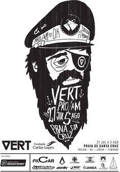 cartaz_vertpro2012 #illistration #inspiration #design
