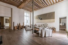 Paris loft in heart of city asks cool $9.7M - Curbed